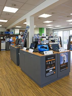 Boutique informatique