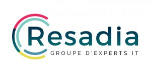 le groupe Resadia a un nouveau logo