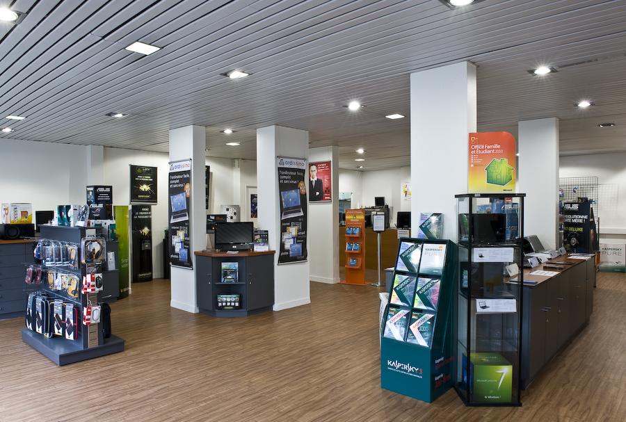 Boutique informatique Versailles
