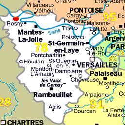 Dépannage informatique à Versailles dans les Yvelines