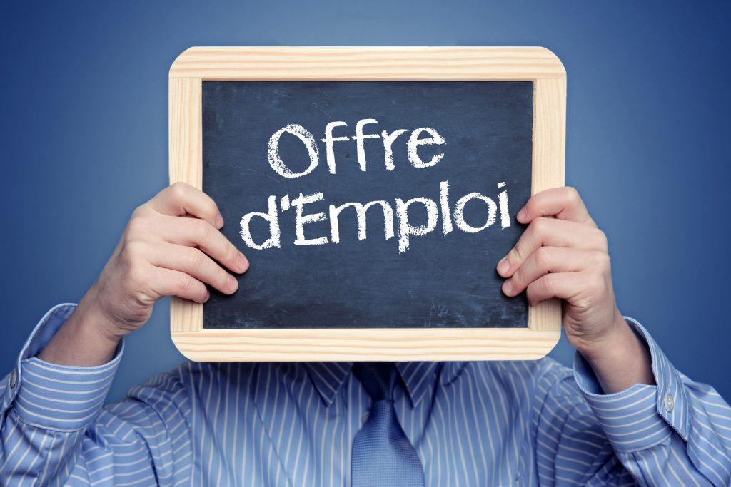 annonce offre d'emploi recrutement informatique