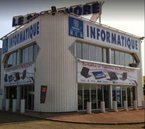 Notre boutique d'informatique est située dans l'agglomération de Saint Quentin en Yvelines SQY