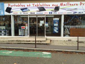 Boutique et dépannage informatiqu à Versailles