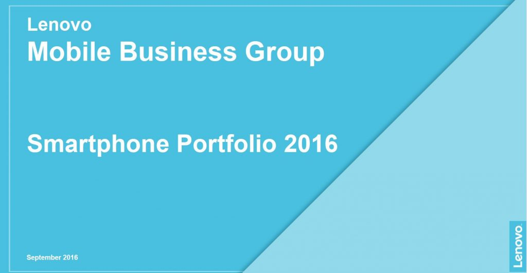 Cliquez sur l'image pour télécharger le portfolio Mobile Lenovo 2016
