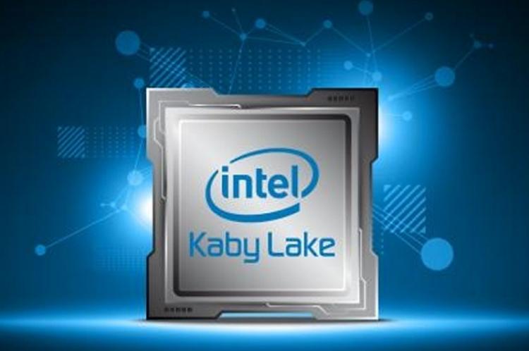 Intel kaby lake processeur