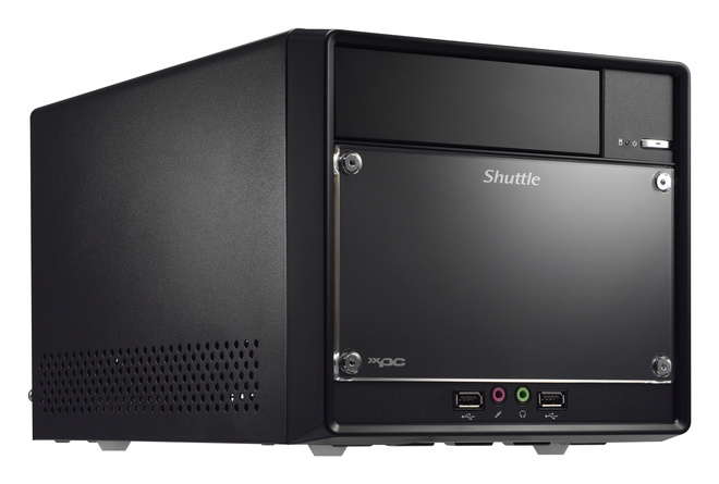 Photo Shuttle XPC modèle SH81r4-55