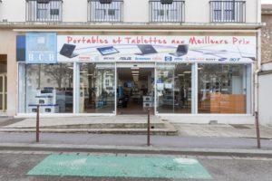 Boutique informatique à Versailles