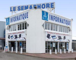 Magasin et atelier informatique à Saint Quentin en Yvelines