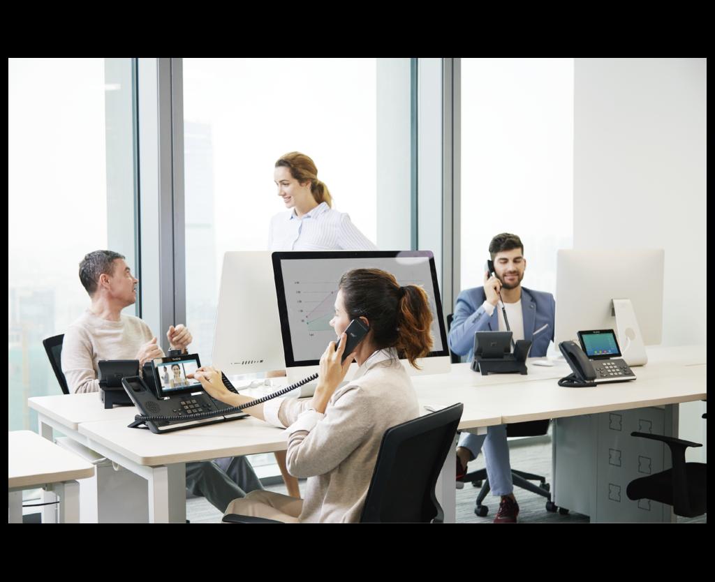 Une gamme de solutions télécoms professionnelles qui s'adaptent à toutes les entreprises