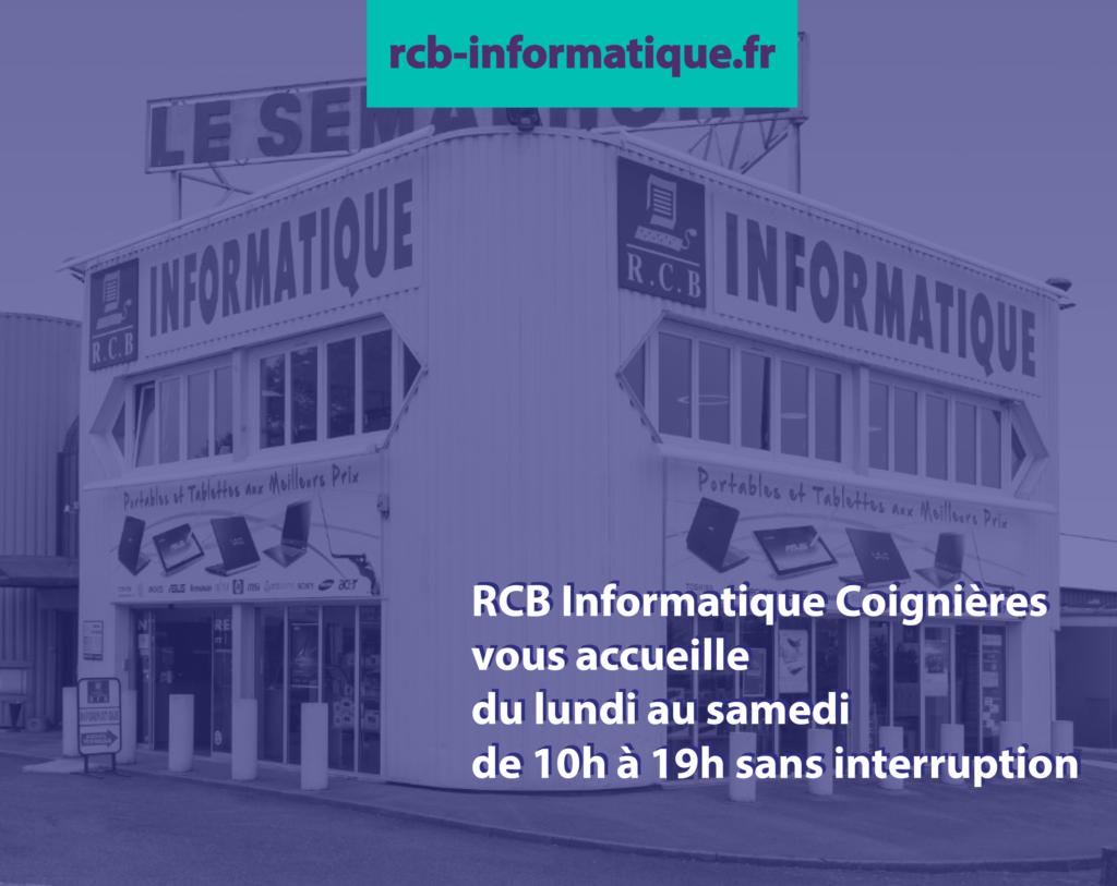 Boutique RCB Coignières